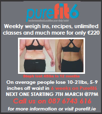 Purefit6 Weight Management Classes Galway