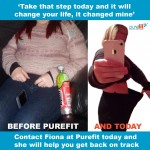 Purefit Before and After