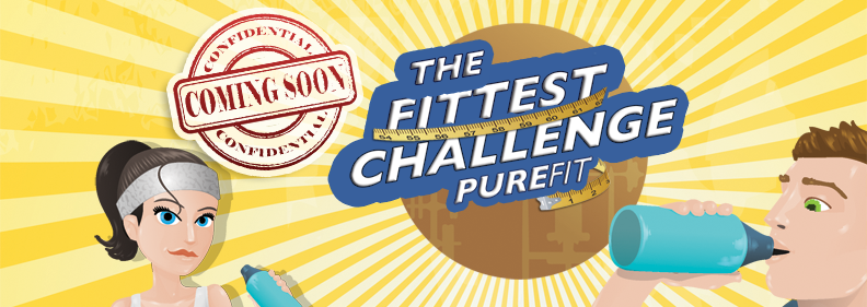 New Year Charity Challenge - Purefit Gym Galway