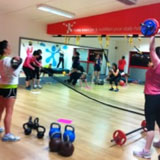Resistance training Galway Gym