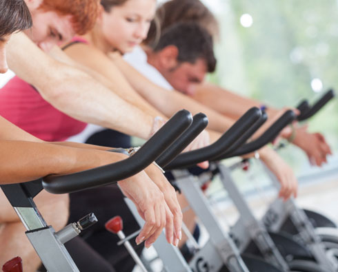 Spinning Class Galway