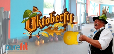 Oktoberfit! Get ready for winter